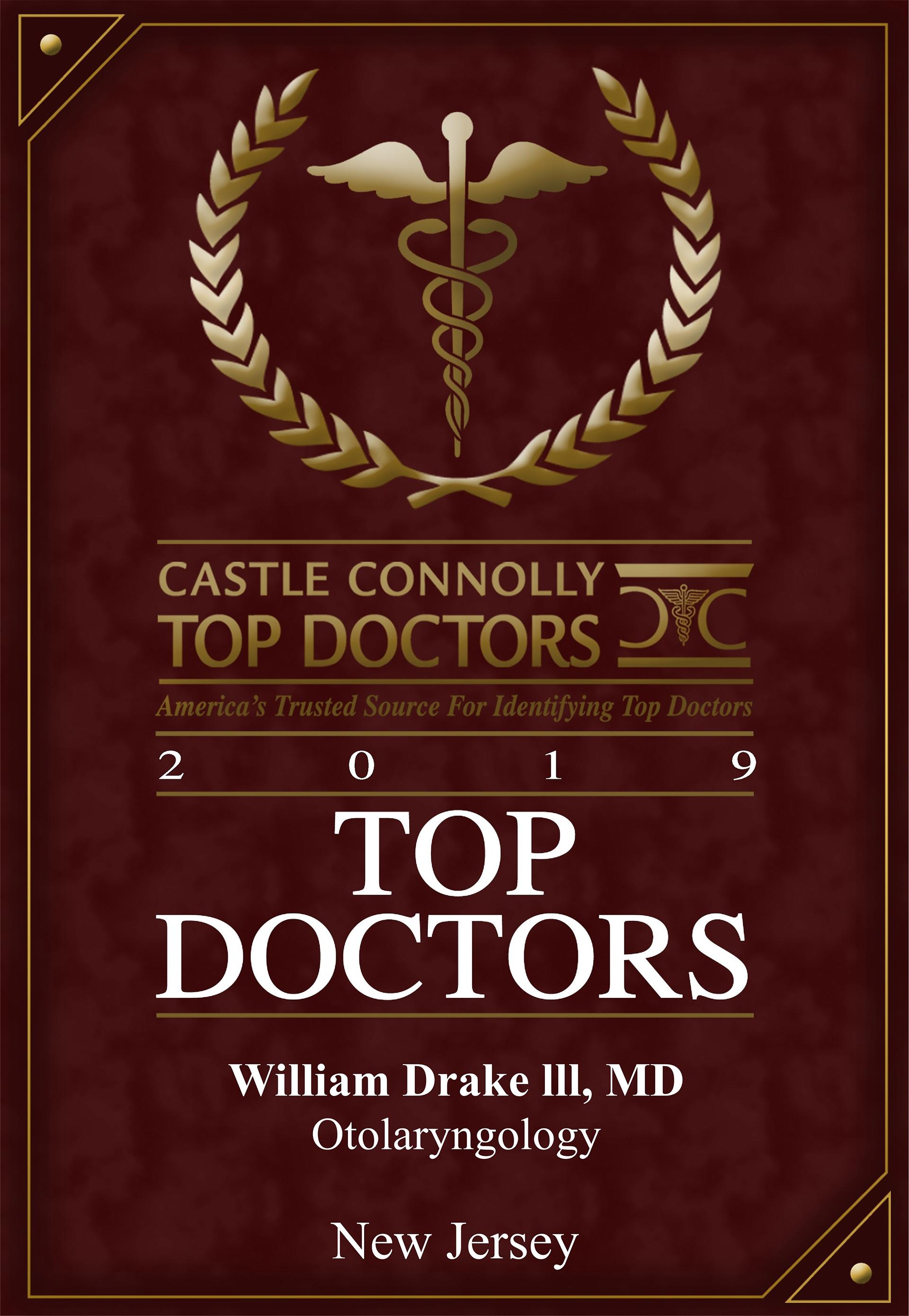 Dr  William Drake – Drake & Presti ENT Surgical Associates